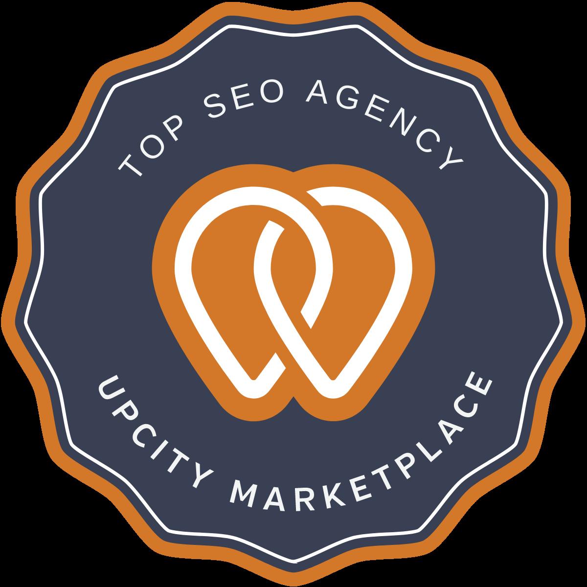 Upcity SEO Award