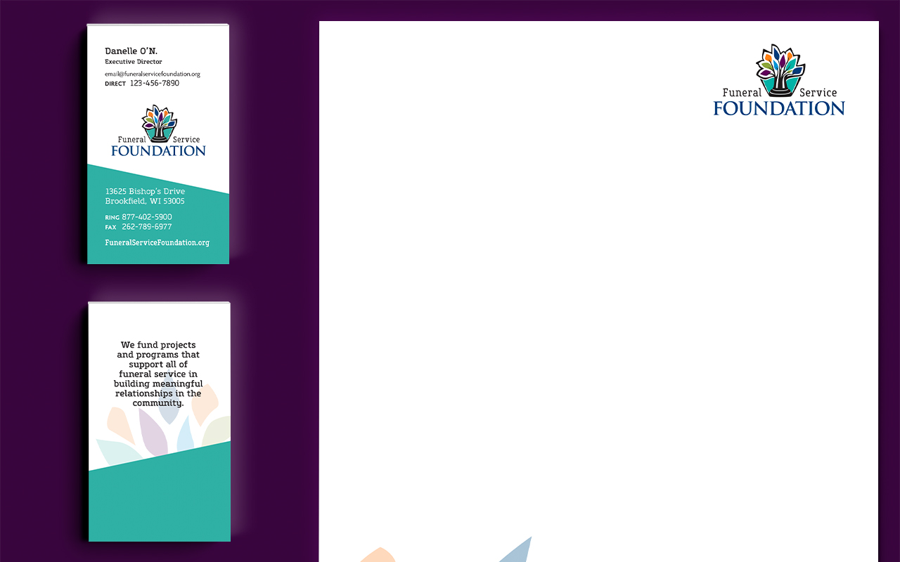Foundation Branding - Stationery