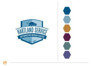 Hartland-Branding