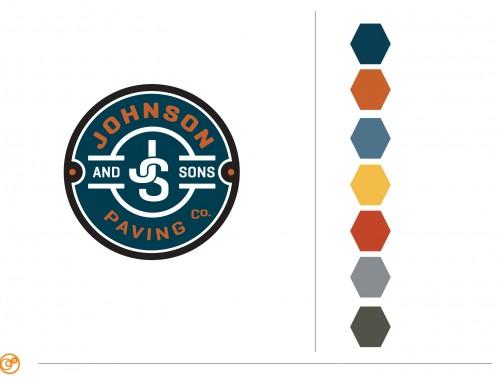 Johnson and Sons Branding & Logo