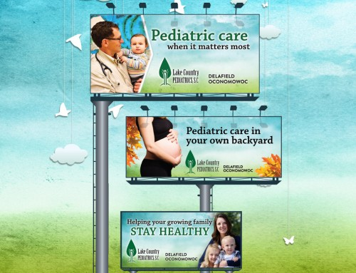 Pediatric Outdoor Advertising