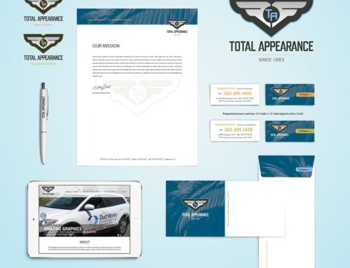 Total Appearance Branding & Logo