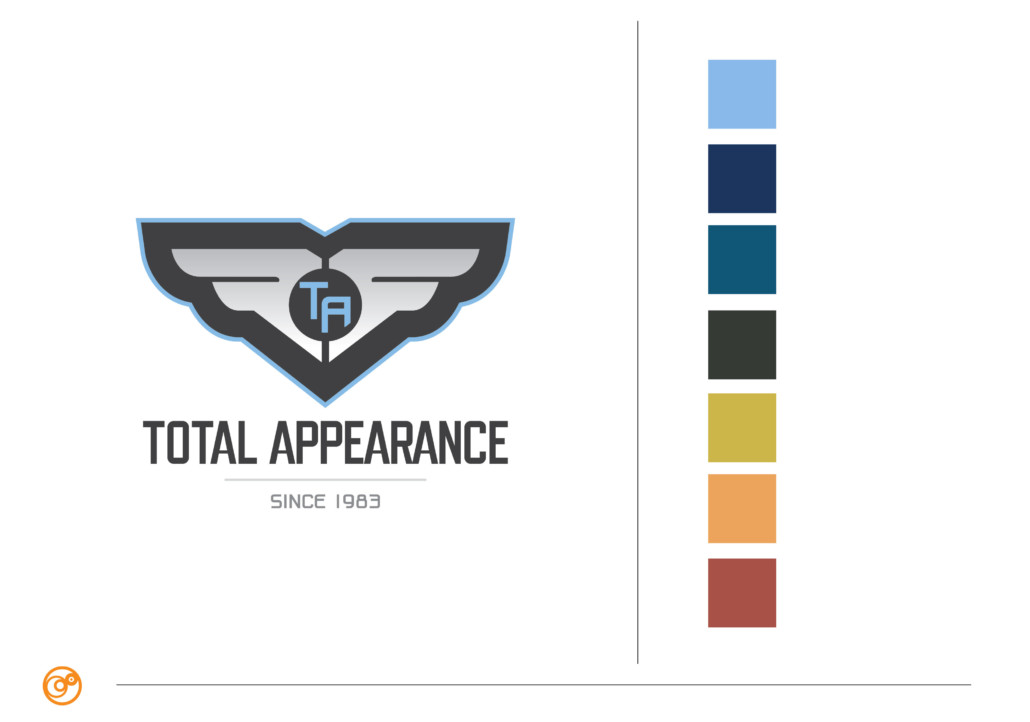 Total Appearance Logo Design