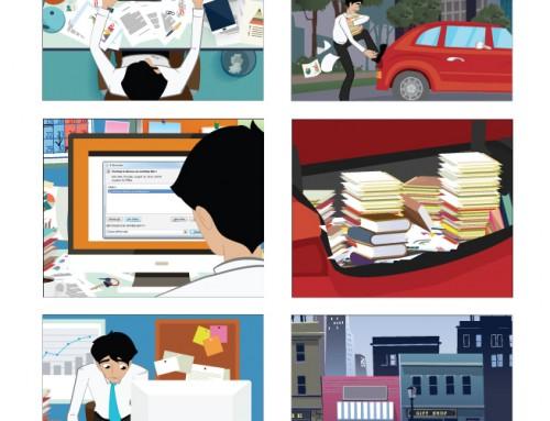 Smartfolio Animation Boards