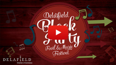 Delafield Block Party Event Radio Commercial