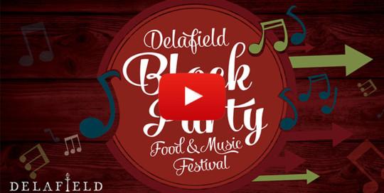 Delafield Block Party Event Radio Commercial