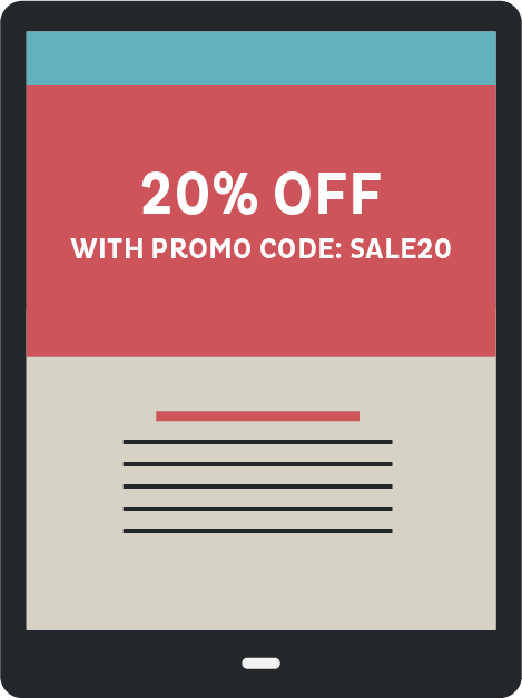 Email Campaign: Sales & Promotions