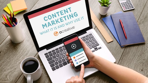 Content Marketing Blog Header