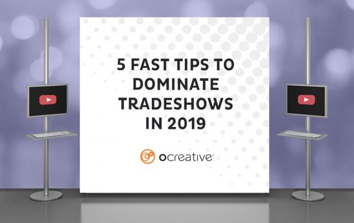 Tradeshow Blog Header