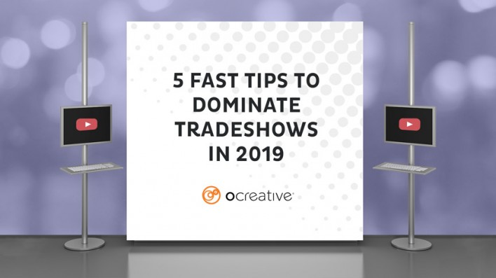 Tradeshow Blog Header