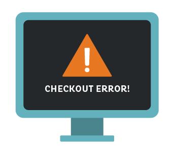 Website Checkout Error