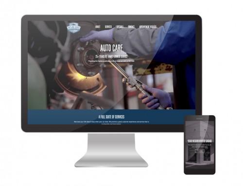 Hartland Service Website