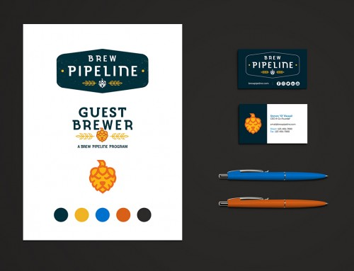 Brew Pipeline Logo & Branding