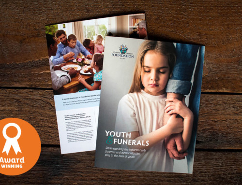 Funeral Service Foundation Youth and Funerals Brochure