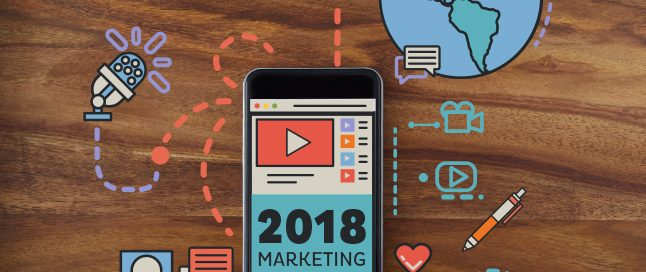 2018 Marketing Trends Header