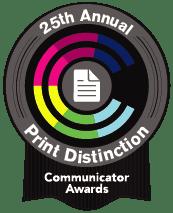 Award-winning graphic design