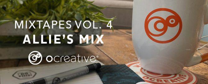 Allie Mixtape Blogheader