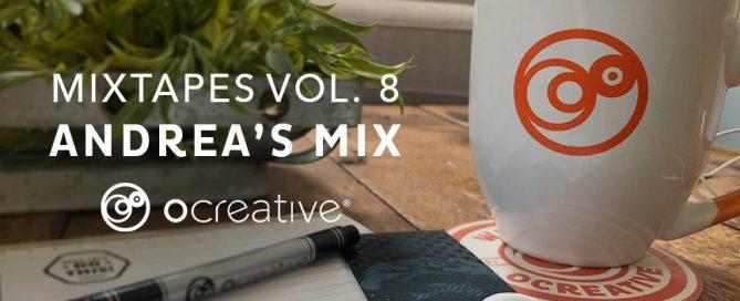 Andrea's Mixtape Blog Header
