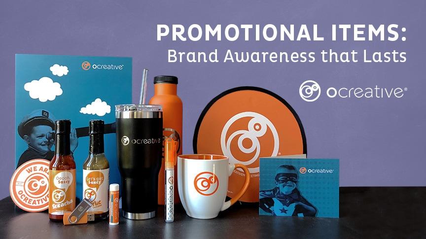 Ocreative Branded Items
