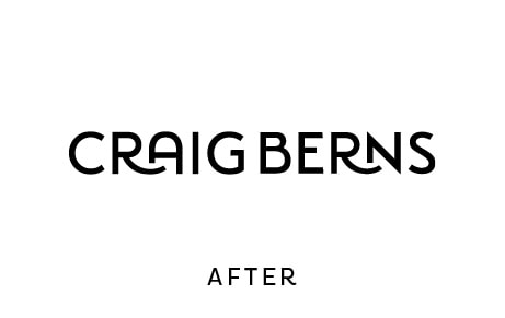 Branding Craigberns Logo New