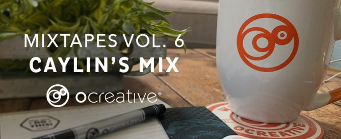 Caylins Mixtape Blogheader