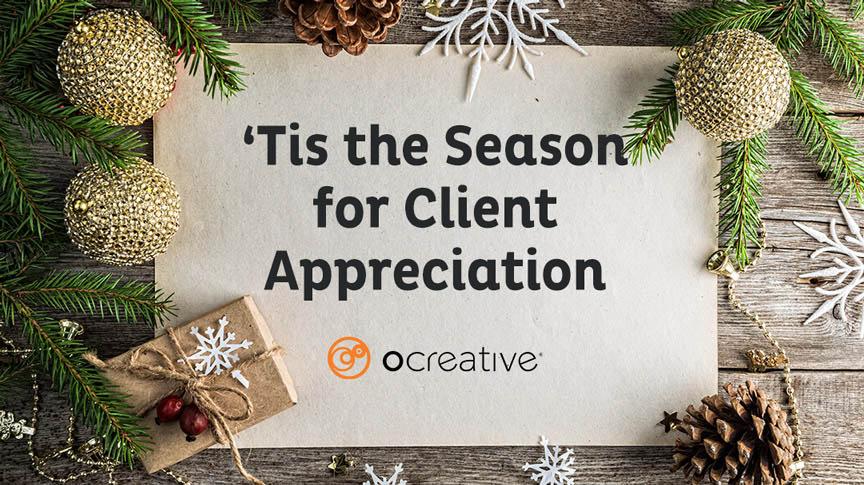 Client Appreciation Header