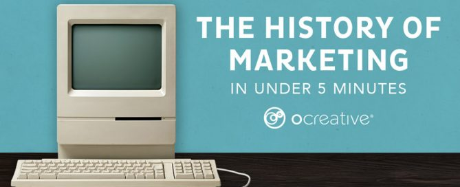 History of Marketing Header