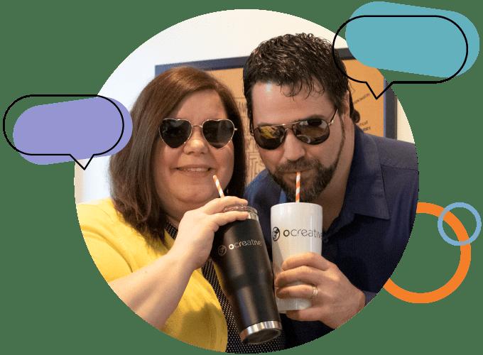 Ocreativewebsite Talktous Matt And Andrea 1