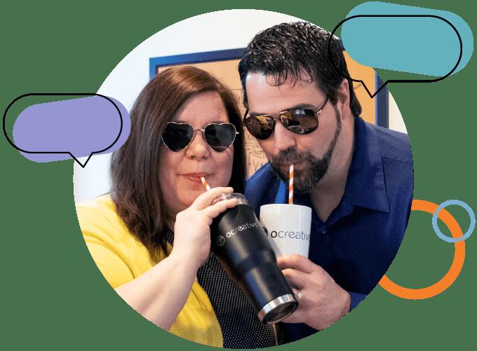 Ocreativewebsite Talktous Matt And Andrea 2