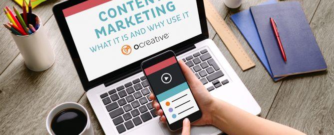 Content Marketing Blog Header
