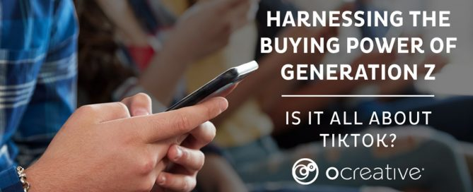 Harnessing the Buying Power of Generation Z Blog Header