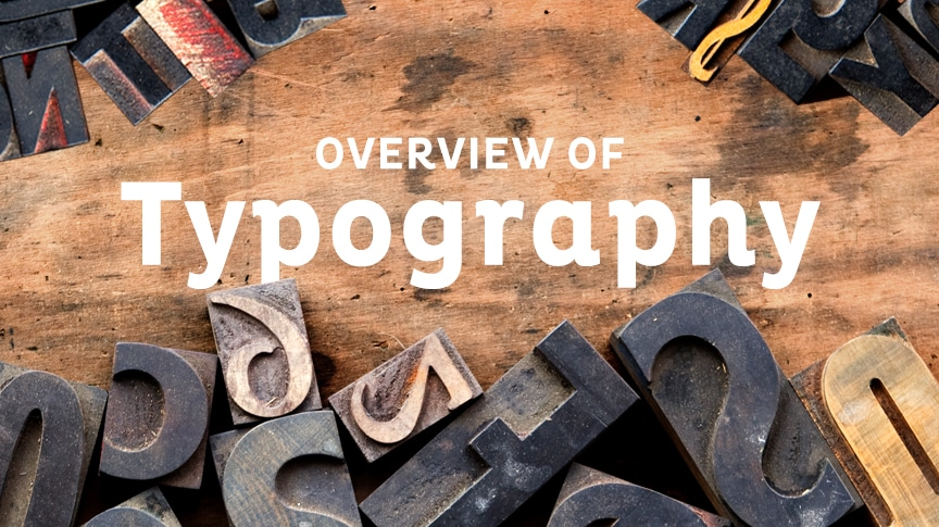 Typography Featured Image