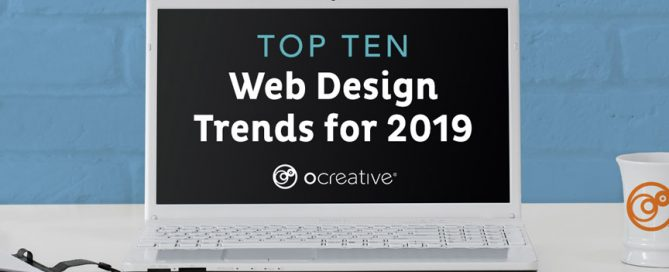 Web Trends 2019 Blog Header