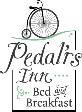 Pedal'rs Inn Bed and Breakfast (Logo Designed by Ocreative)