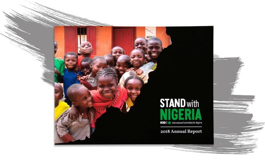 ICON Annual Report Cover