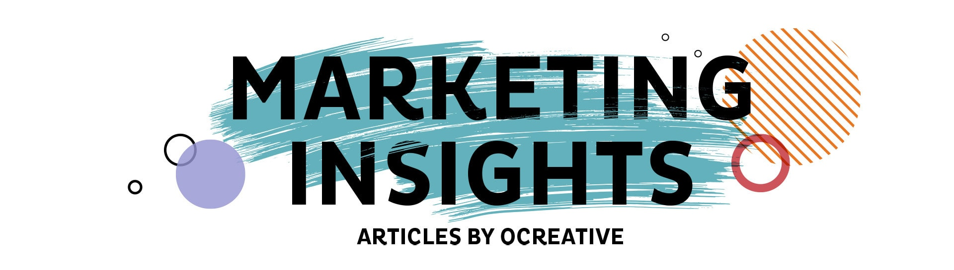 Marketing Insights Header