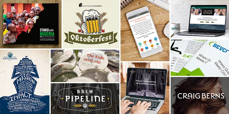 2020 Ocreative Awards Collage