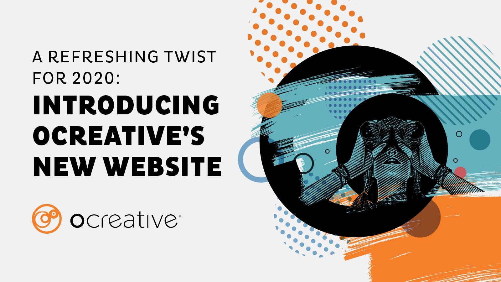 Ocreative Webblog Header