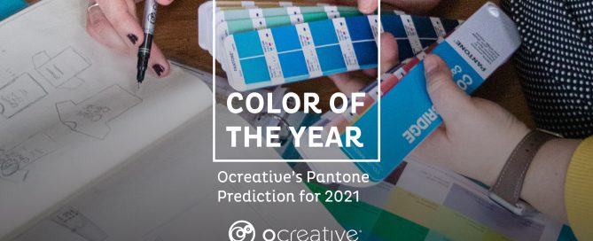 Color Of The Year 2021 - Ocreative Prediction