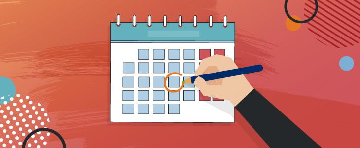 2021 Socialmediablog Calendar