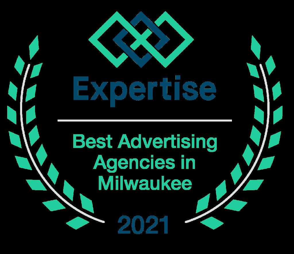 Best Advertising Agency in Milwaukee Award